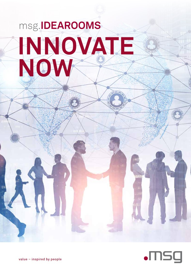 msg.IDEAROOMS Innovate Now Whitepaper Cover
